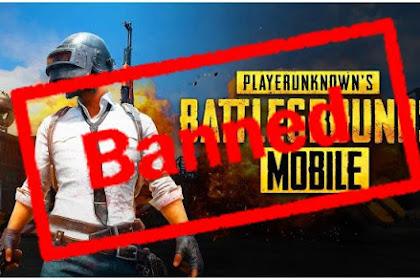 Penyebab PUBG Mobile Dilarang di China