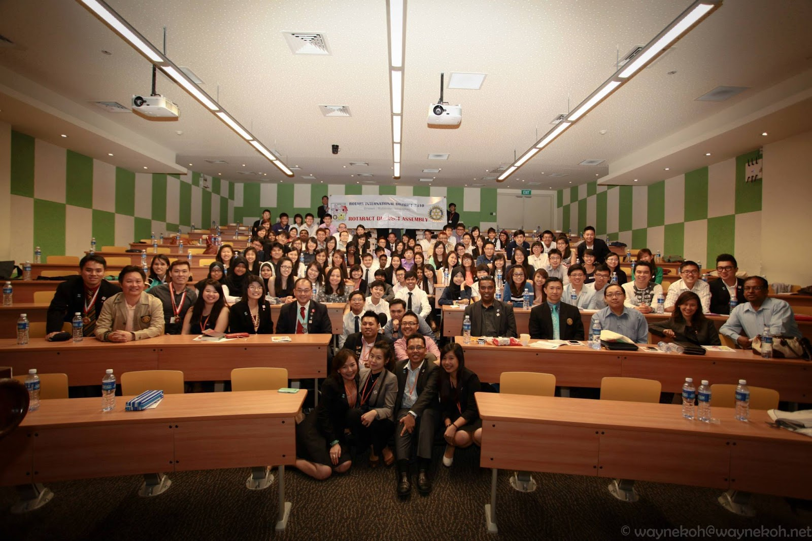 Rotaract Club of Singapore West: Rotaract District Assemby