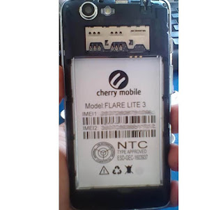 Cherry Mobile FLARE LITE 3 Bypass FRP