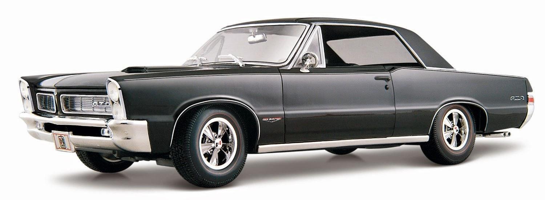 1/18 Maisto 1965 Pontiac GTO Hurst Edition