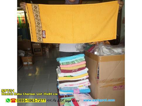 Handuk Muka Chalmer List 35x80 Cm
