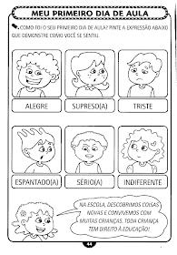 Atividades para o primeiro dia de aula 6