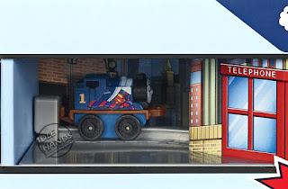 san diego comic-con 2016 mattel exclusive THOMAS and FRIENDS DC SUPER FRIENDS MINIS