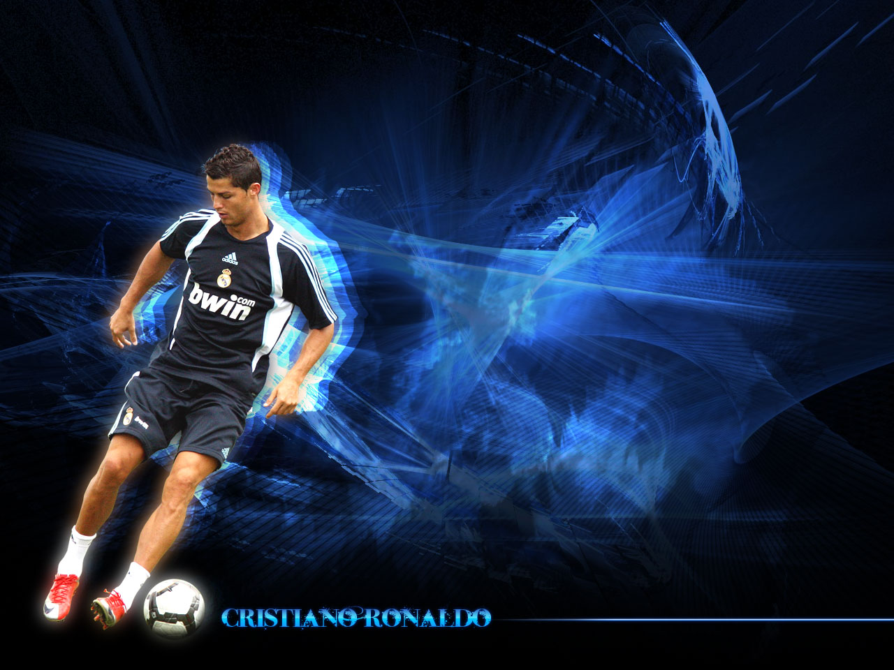 Top Sports Players: Cristiano Ronaldo Wallpapers