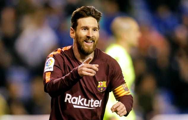 Messi tak sudi dijengkali Salah