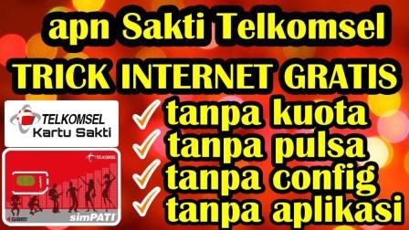 Kode APN Gratis Telkomsel