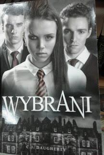 """""""WYBRANI""""  Christi J. Daughtery"""
