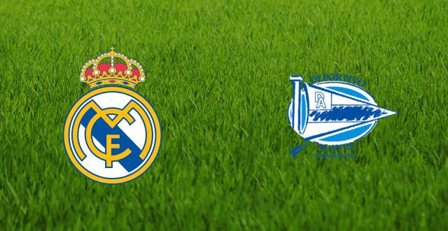 مباراة ريال مدريد والافيس في الجولة السادسة