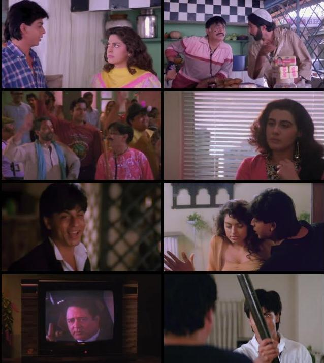 Raju Ban Gaya Gentleman 1992 Hindi 480p HDRip