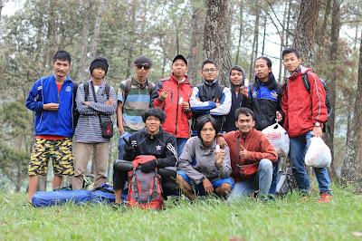 Foto Bersama di Mandalawangi Cibodas