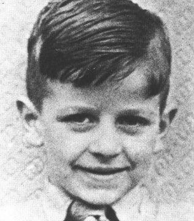 Ringo At School Age