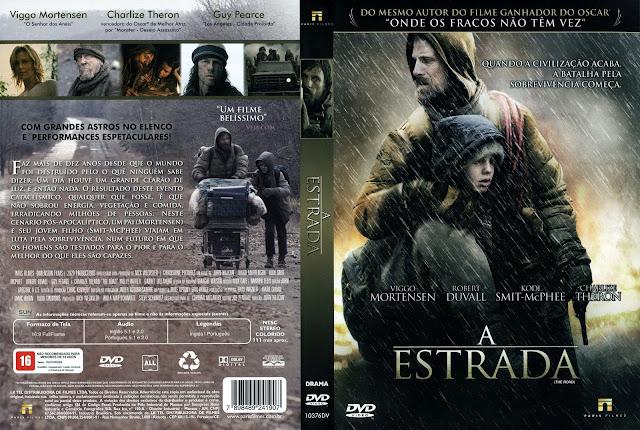 Capa DVD A Estrada