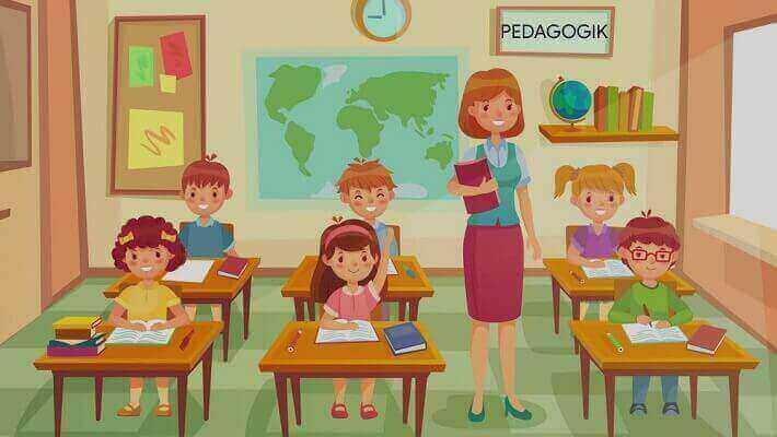 Pengertian pedagogik guru