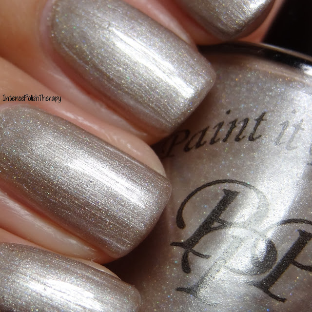 Paint It Pretty Polish - Let It Snow