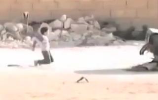 Niño finge su muerte para salvar a su hermana
