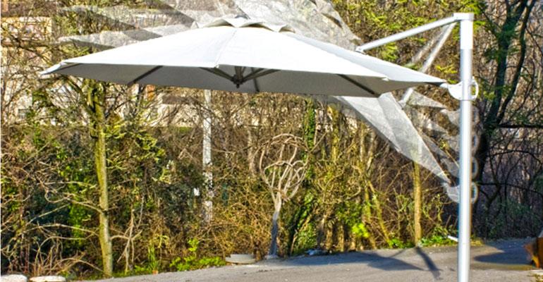 parasoles aluminio serie brazos exterior zaragoza