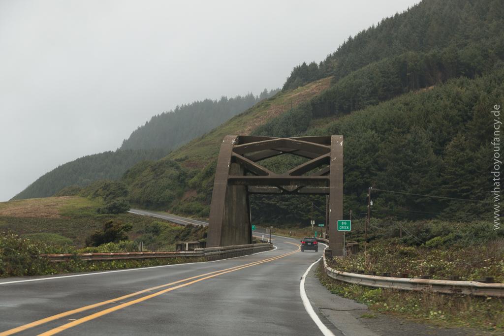 USA Westkueste Eureka Florence Portland Seattle