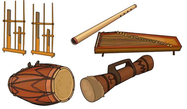 Alat Musik Indonesia