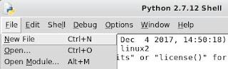 Como fazer o hello world em Python