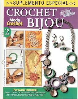 Suplemento Especial Crochet Bijou Nro. 2