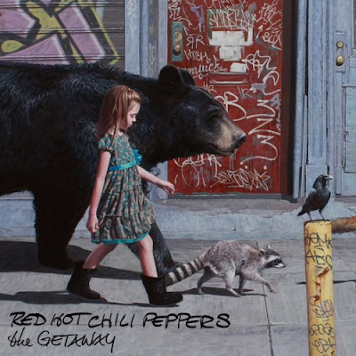 "RED HOT CHILI PEPPERS ""The Getaway"""