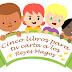 Cinco recomendaciones de libros para niños