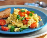 French Scrambled Eggs