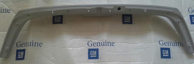 Đuôi gió cho xe Spark M300 chính hãng GM