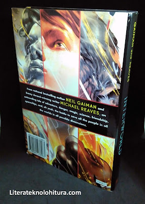 interworld series 1 novel rear cover