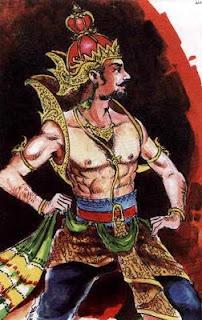 12 Senjata Sakti Legenda Tokoh Pendekar Wayang