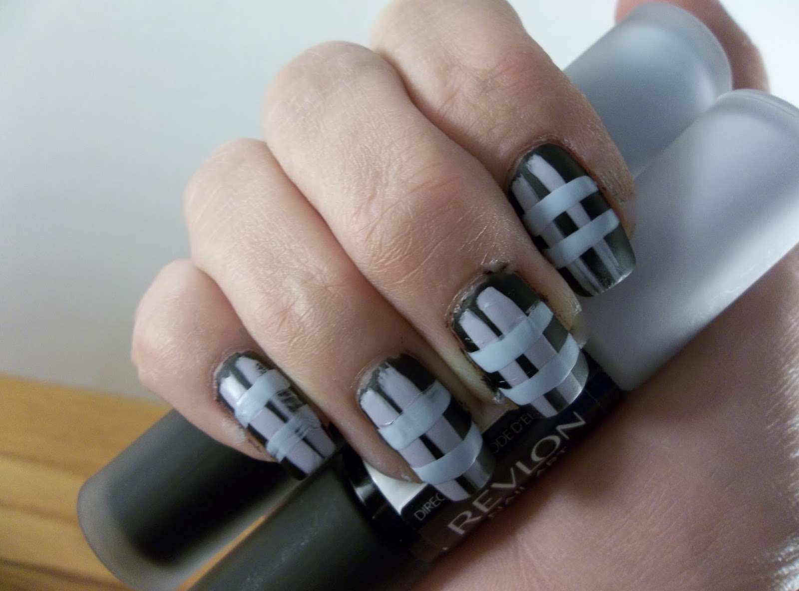 Cari's Little Corner: Revlon Nail Art Chalkboard Polishes