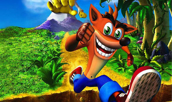 Crash Bandicoot 2016