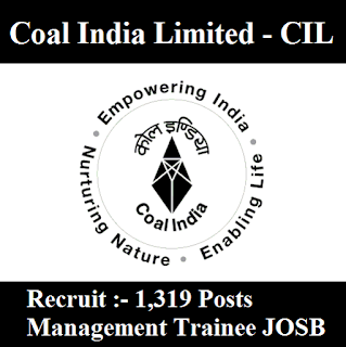 Coal India Limited, CIL, freejobalert, Sarkari Naukri, CIL Admit Card, Admit Card, cil logo