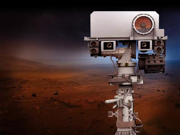 El futuro robot de Marte de la NASA tomará las imágenes más rápidas del planeta rojo