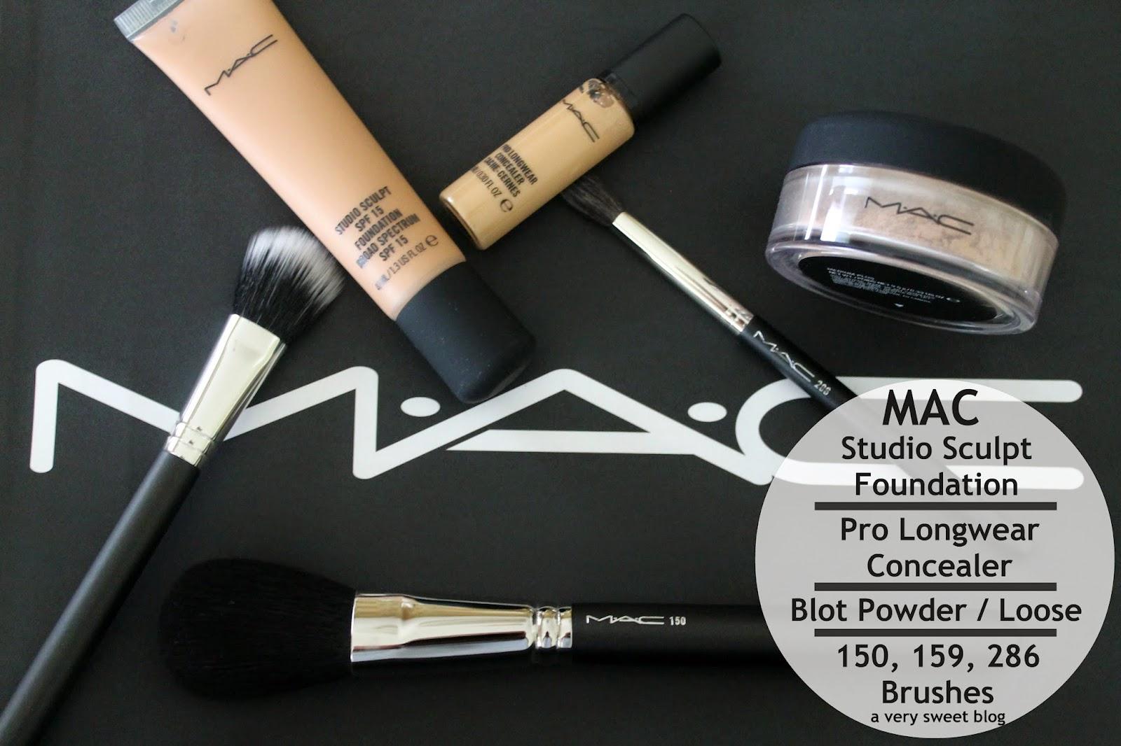 best setting powder for mac studio sculpt