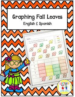 https://www.teacherspayteachers.com/Product/Graphing-FALL-LEAVES-ENGLISH-SPANISH-FREE-2773784