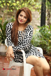 Actress Saloni Latest Pos in Short Dress  0228.JPG