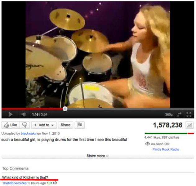 Dumb Blonde Comments 120