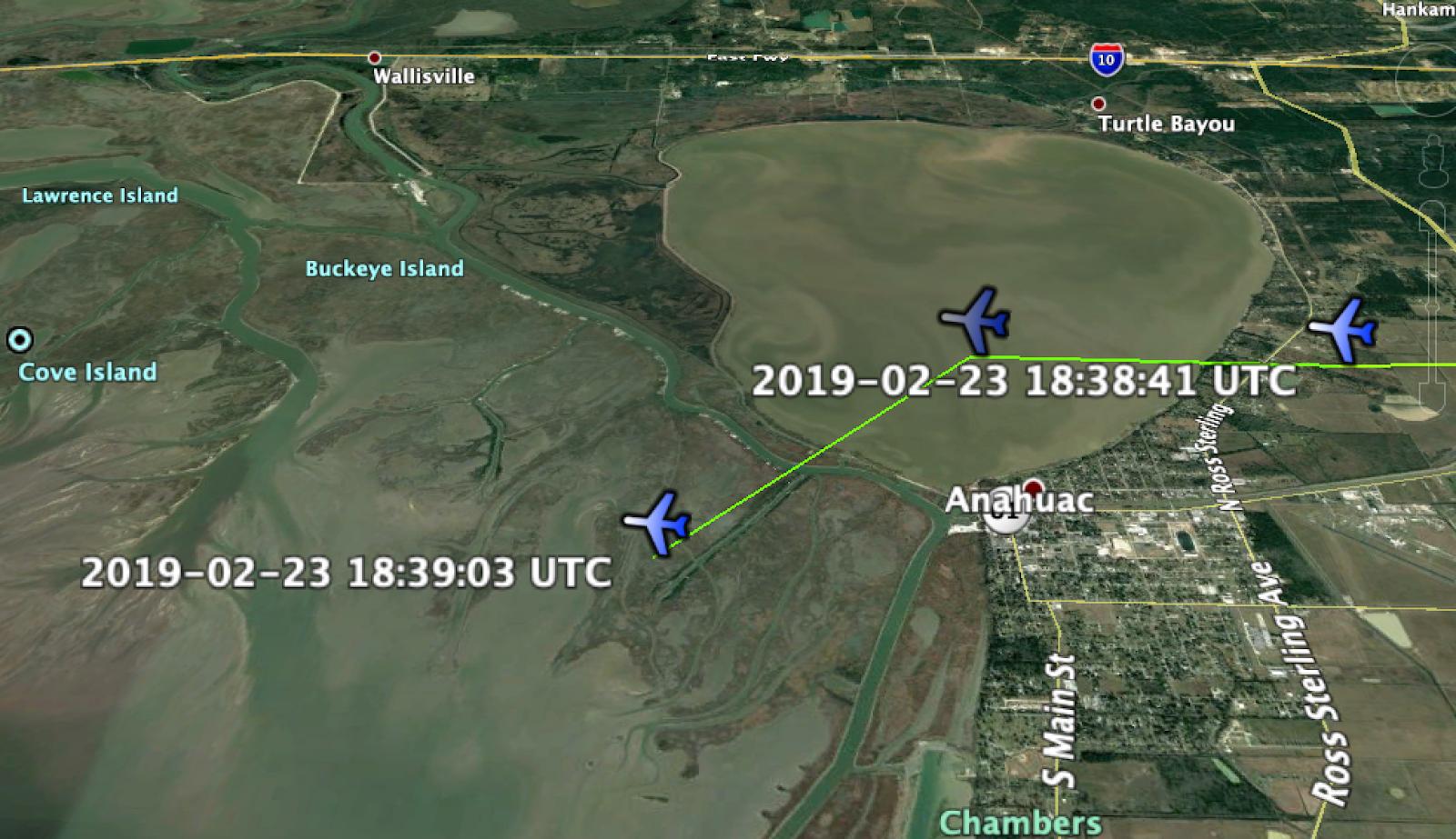 Satcom Guru: Atlas Air 767 Flight 5Y3591 Plunges from 6,000 Feet