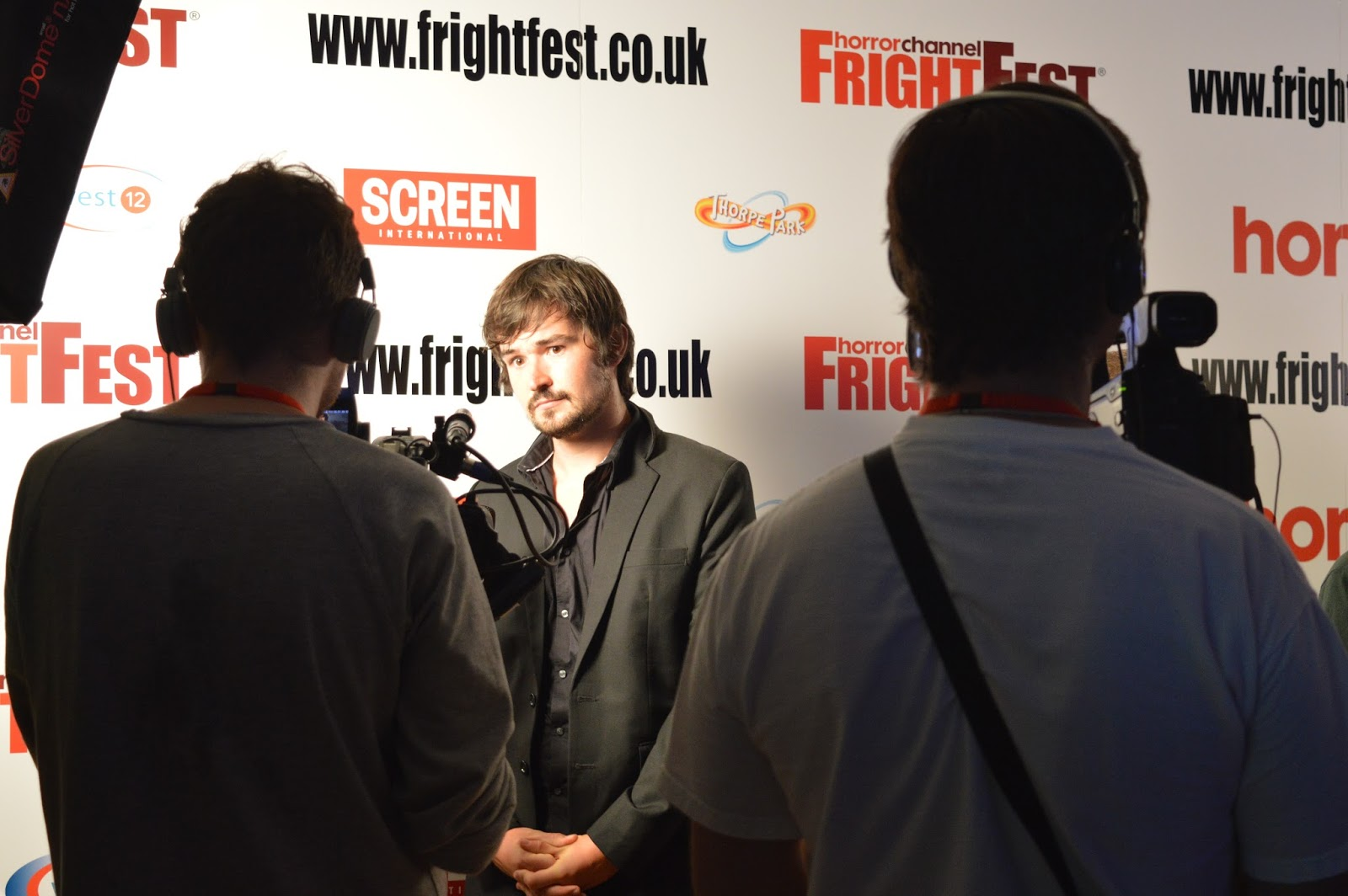 James Button FrightFest 2016