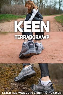 Terradora Waterproof  Leichter, wasserdichter Wanderschuh für Damen 20