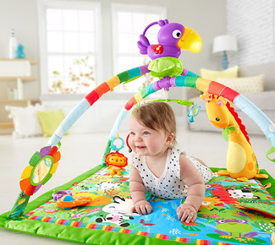 Baby Gym - Enjoyable For You And Baby