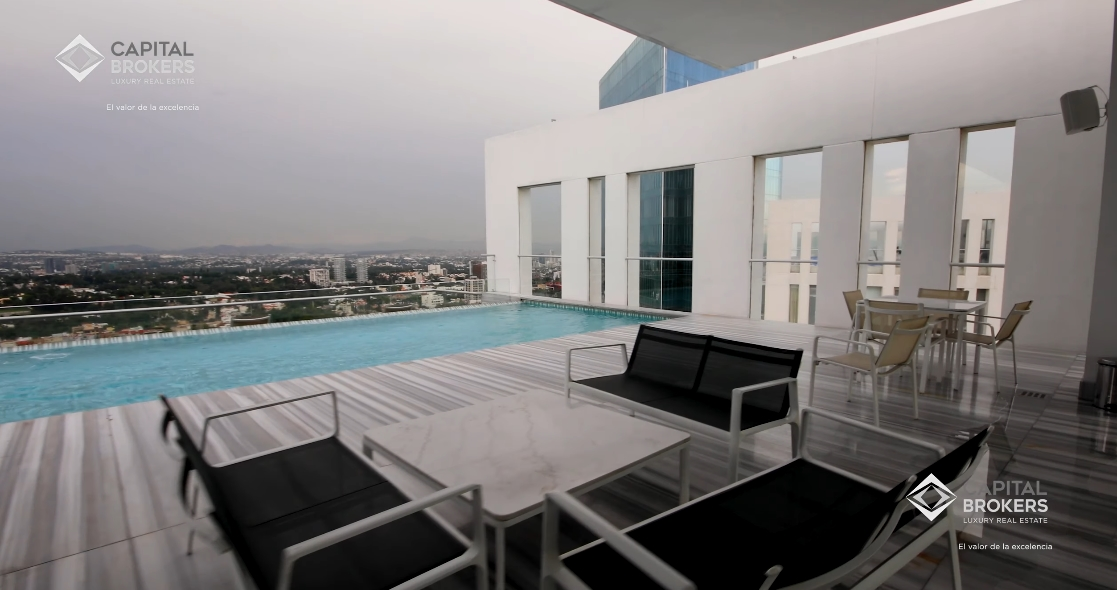 Tour Penthouse In Central Park, Guadalajara vs. 22 Interior Design Photos