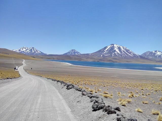 Lagunas altiplánicas