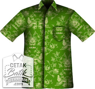 batik custom indonesia