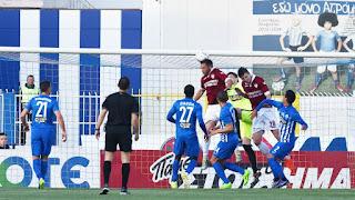 Τα στιγμιότυπα της αναμέτρησης Ατρόμητος - Λάρισα 0-0