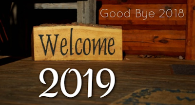 BYE BYE 2018 WELCOME 2019~ bloggedbyjohri
