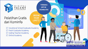 Digital Talent Scholarship 2019: Pelatihan Gratis dari Kominfo