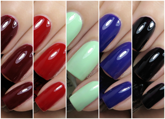 OPI All Stars Mini Collection (PT 2)