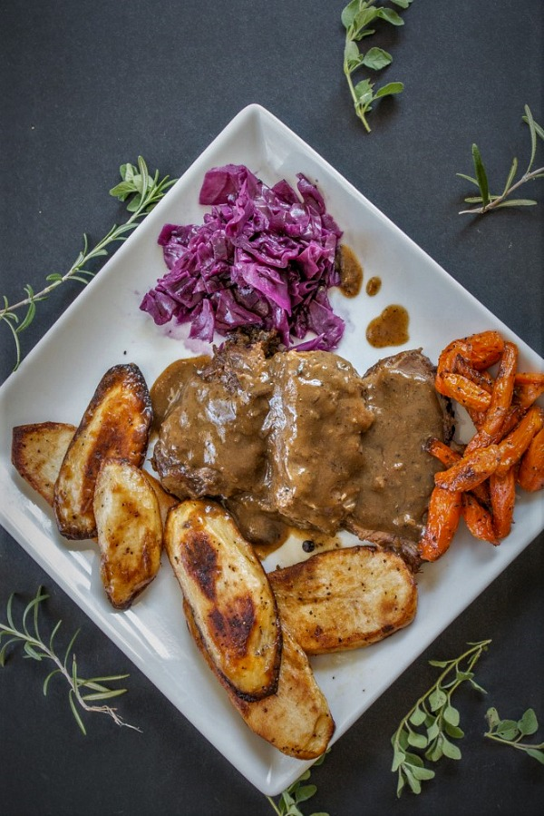 Sauerbraten from The Bearded Hiker